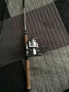 Fishing rod Never used