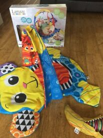 Lamaze baby activity gym, in box