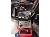 SWP Straight Line Cutter Machine & Burning Torch 110v