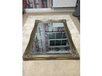 Large classical French ornate mirror