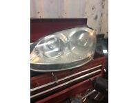 Vw Golf Mk5 Headlight N/S Front