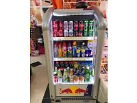 Display fridge