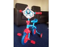 Thomas & Friends 2 in 1 Child Training Bike