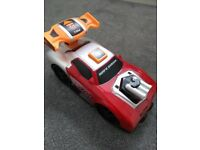 Ripps garage toy car pull back and it zooms