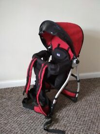 Chicco caddy back carrier
