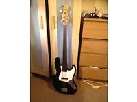 Fender Jazz Bass (Fretless)