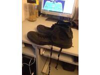 Mens converse shoes size 10