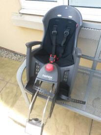 Hamax Siesta Rear Child Bike Seat - As New