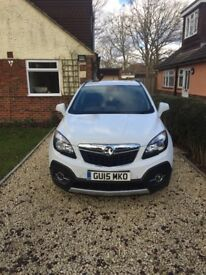 Low mileage, Vauxhall Mokka 1.4 Turbo X