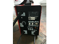 Portable MIG Welder MIG130 Auto Feed Gasless for sale