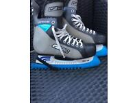 Bauer supreme hockey skates size 7