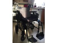 Enigma SD2 Electric wheelchair