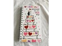 Wedding planner book gift idea