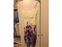 Apricot Dress, Size 8-10