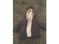 John Lewis Children's coat
