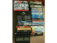 Boxsets job lot