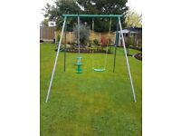 Plum Helios Swing & Glider, Excellent condition, Suitable for children to approx Age 8.