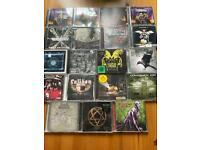 Cds bundle metal rock