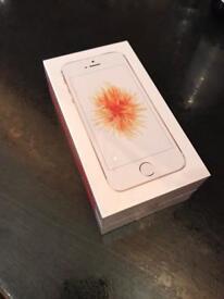 iPhone SE white/gold 32GB *Brand New - Unopened*