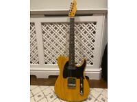 Electric guitar - Willows Telecaster