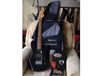 Electric Guitar beginner's package for sale