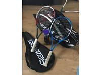 Tennis Rackets equipment great condition!!