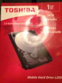 1tb Toshiba Laptop Hard Drive