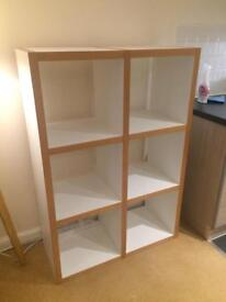 Bookcase / display shelves