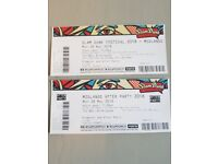 Slam Dunk Festival Ticket + Afterparty - Birmingham NEC, Monday 28th May £40