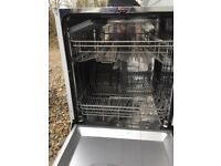 Integrated dishwasher, standard size