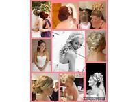 Multi award winning bridal hair specialist