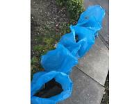 5 free bags of rubble