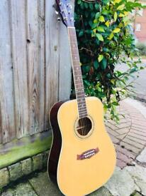 DELUXE GUITAR mark Tanglewood Discovery DBT DLXD