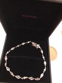 H Samuel bracelet
