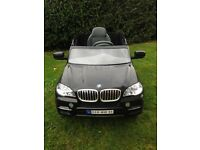 KIDS BMW X5 6V RIDE ON