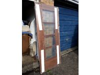 Selection of doors for sale
