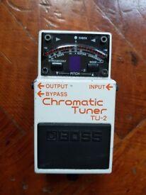 Boss Tuner Pedal (TU2)