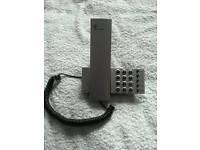 C W CORDED TELEPHONE