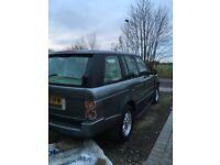 Range Rover L322 HSE
