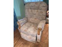 Niagara Rise and recline electric chair