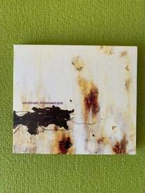 Nine inch nails - the downward spiral CD