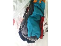 Big bag of boys clothes 7-8 years