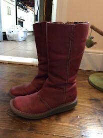 Ladies Dr Marten boots size 6 UK