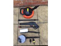 Vax Pressure Washer Accessories Gun, Lance, Extension, Patio, Car, Turbo, Jet