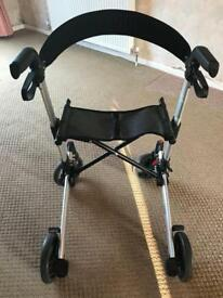 Compact easy mobility Rollator M66739 model