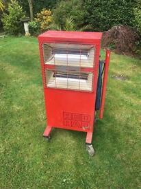 Red Rad Heater