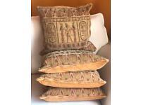 4 John Lewis cushions