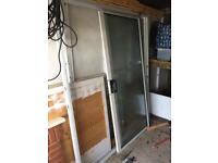 Allaminium patio doors