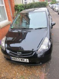 Much loved Honda Jazz - well maintained
