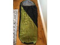 Coleman junior sleeping bag